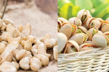 Buồn miệng ăn vặt với 6 loại hạt - vừa có lợi lại chuẩn chế độ Eat Clean
